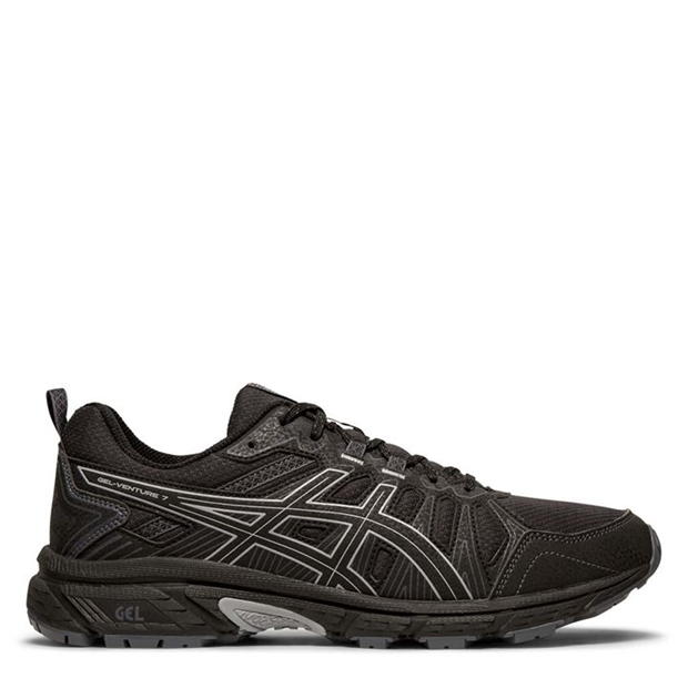 mens asics running trainers